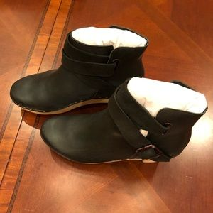 Free People Shoes - Free People Bungalow Wooden Clog- NWT